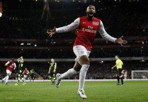 Ajoutez à Arsenal Henry, et c'est le paradis... henry-arsenal1-300x206
